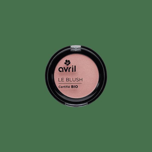 Blush Rose Nacrée Bio - Avril
