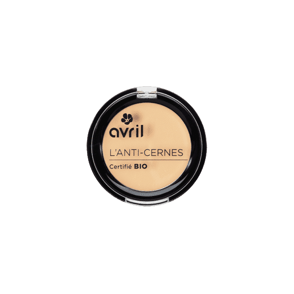Anti-Cernes Porcelaine Bio - Avril