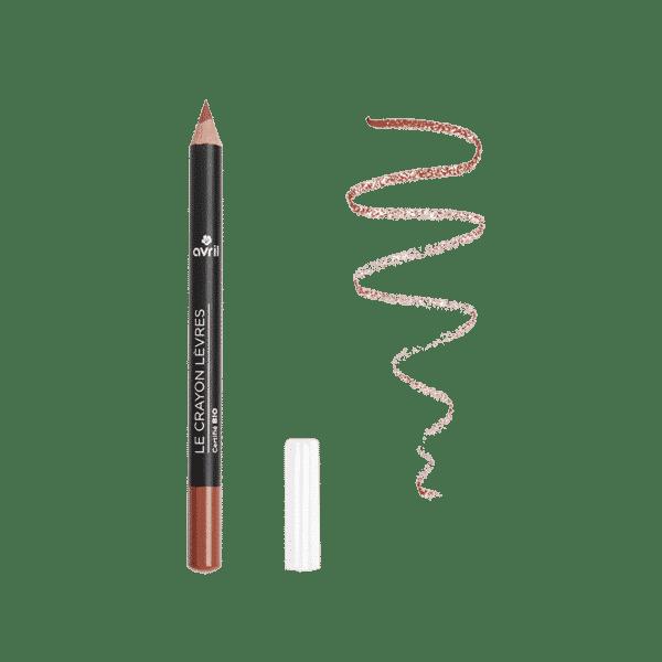 Crayon Contour Des Lèvres Nude Bio - Avril