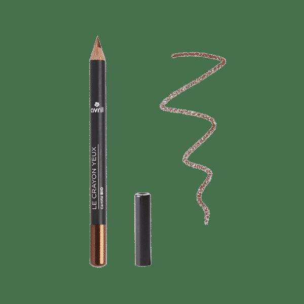 Crayon Yeux Bronze Cuivré Bio - Avril