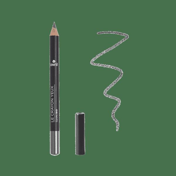 Crayon Yeux Ardoise Bio - Avril