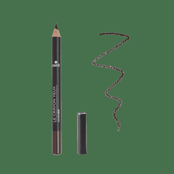 Crayon Yeux Terre Brûlée Bio - Avril