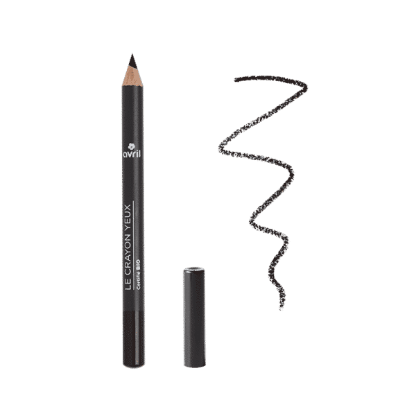 Crayon Yeux Charbon Bio - Avril