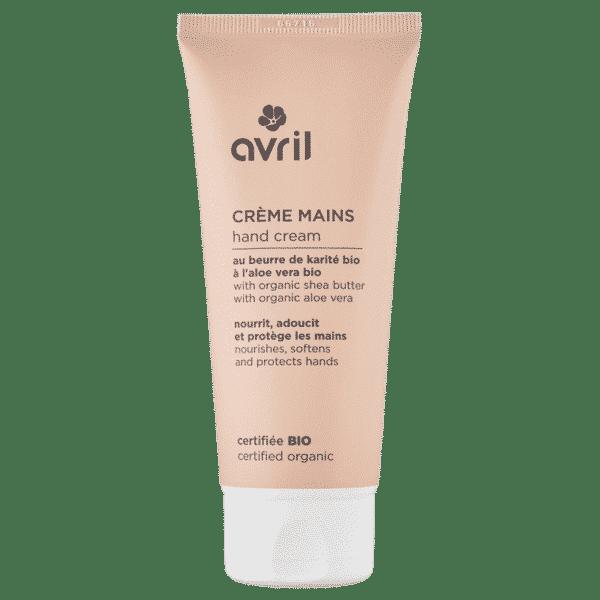 Crème Mains Bio - Avril