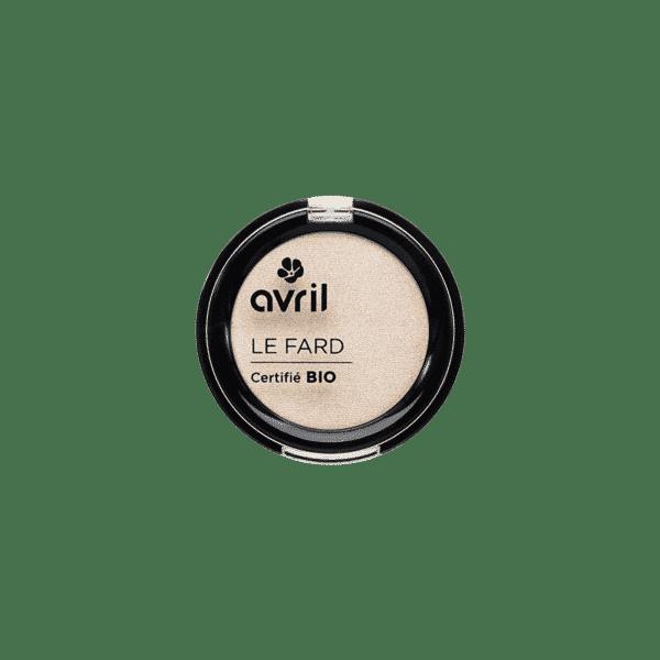 Fard à Paupières Désert Bio - Avril