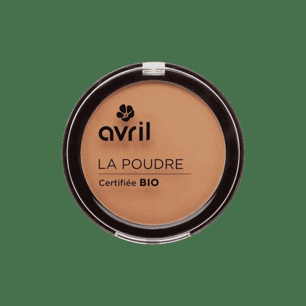 Poudre Bronzante Ambrée Bio - Avril