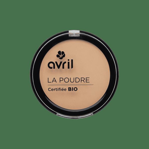 Poudre Compacte Nude Bio - Avril