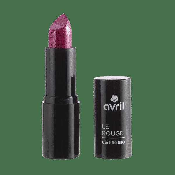 Rouge à Lèvres Framboise N° 601 Bio - Avril