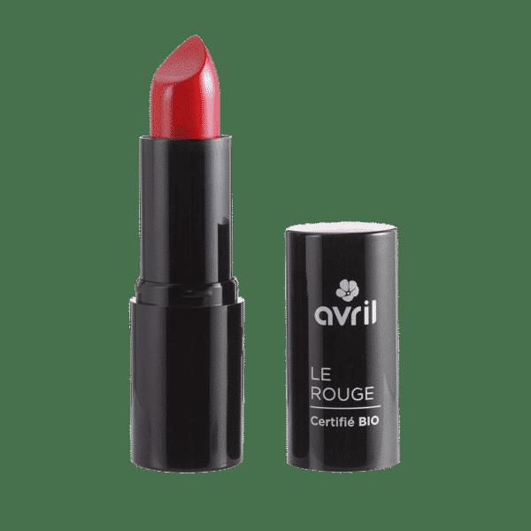 Rouge à Lèvres Coquelicot N° 597 Bio - Avril