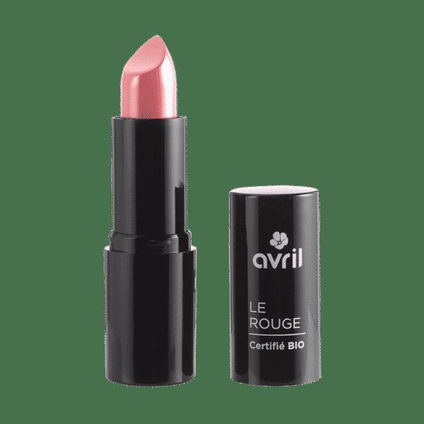 Rouge à Lèvres Bois de Rose N° 634 Bio - Avril