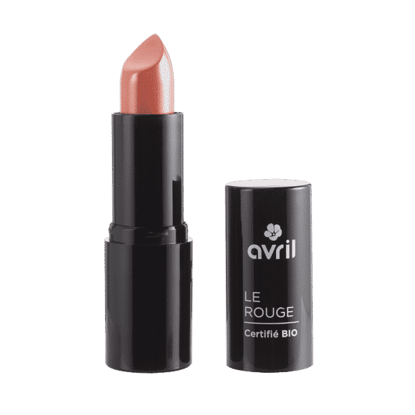 Rouge à Lèvres Corail N° 596 Bio - Avril