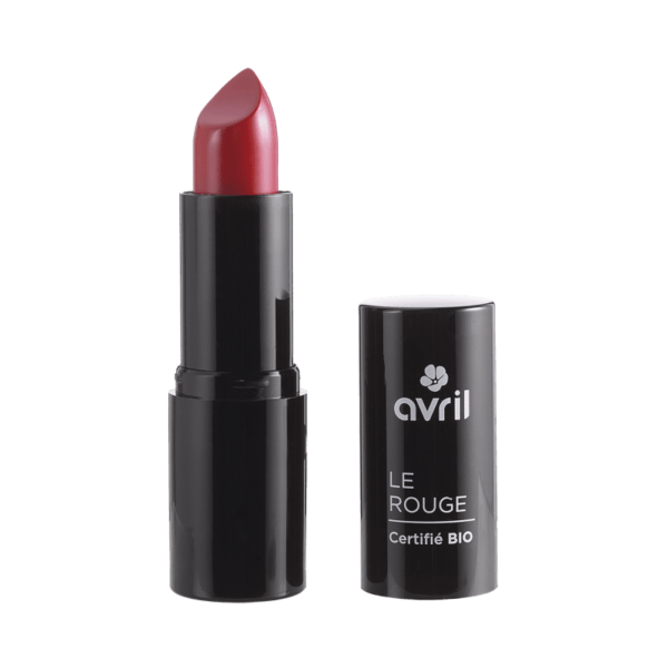Rouge à Lèvres Groseille N° 599 Bio - Avril
