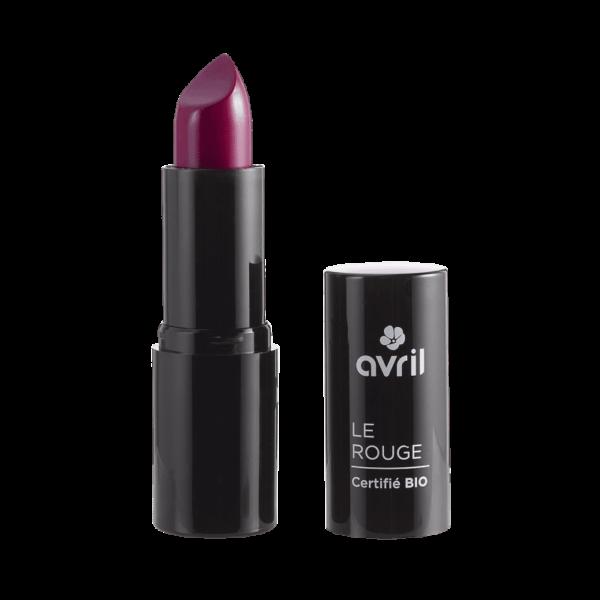 Rouge à Lèvres Prune N° 600 Bio - Avril
