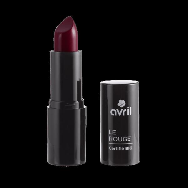 Rouge à Lèvres Cerise Burlat N° 602 Bio - Avril