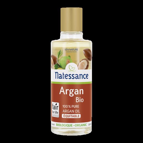 Huile d'Argan 100% Pure Bio - Natessance