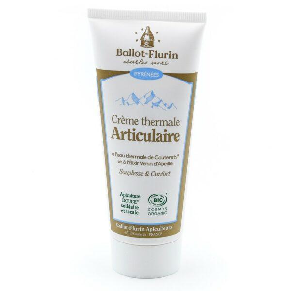 Crème Thermale Articulaire Bio - Ballot Flurin
