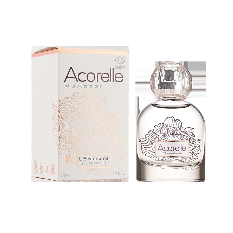Eau de Parfum Femme L'Envoutante Bio - Acorelle