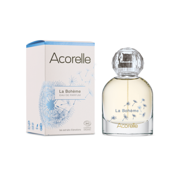 Eau de Parfum La Bohème Bio - Acorelle