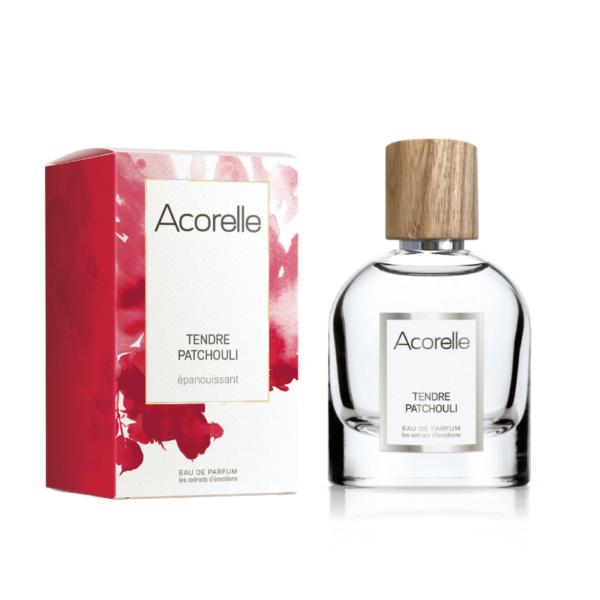 Eau de Parfum Tendre Patchouli Bio - Acorelle
