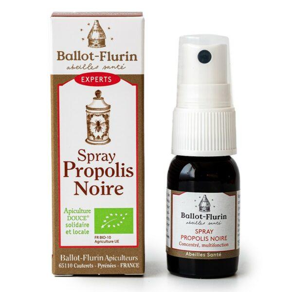 Spray Propolis Noire Bio - Ballot Flurin