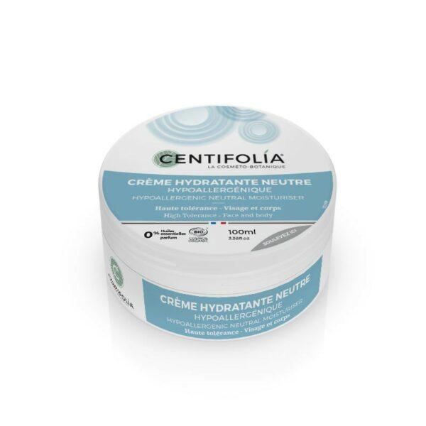 Crème Hydratante Neutre Bio - Centifolia