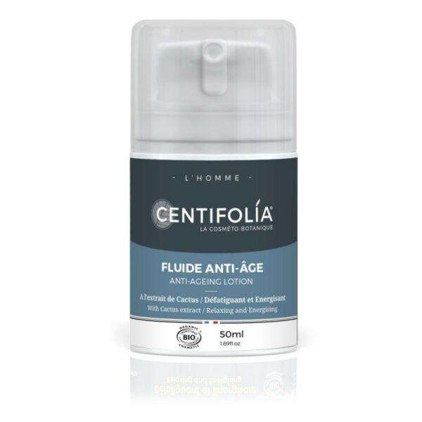 Fluide Anti-Âge Homme Bio - Centifolia