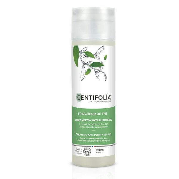 Gelée Nettoyante Purifiante Bio - Centifolia