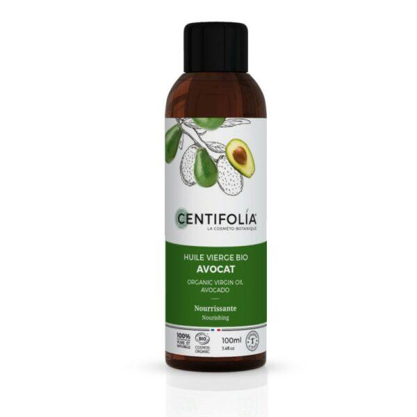 Huile Végétale Vierge d'Avocat Bio - Centifolia