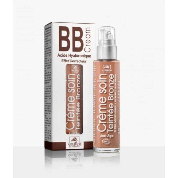 BB Crème HA Teintée Bronze - Naturado