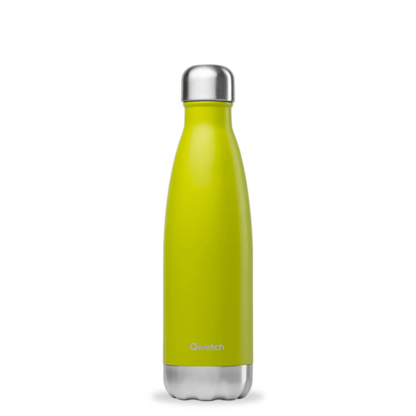 Bouteille nomade Originals Vert Anis isotherme 500ml - Qwetch