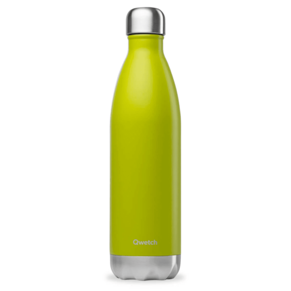 Bouteille nomade Originals Vert anis isotherme 750ml - Qwetch
