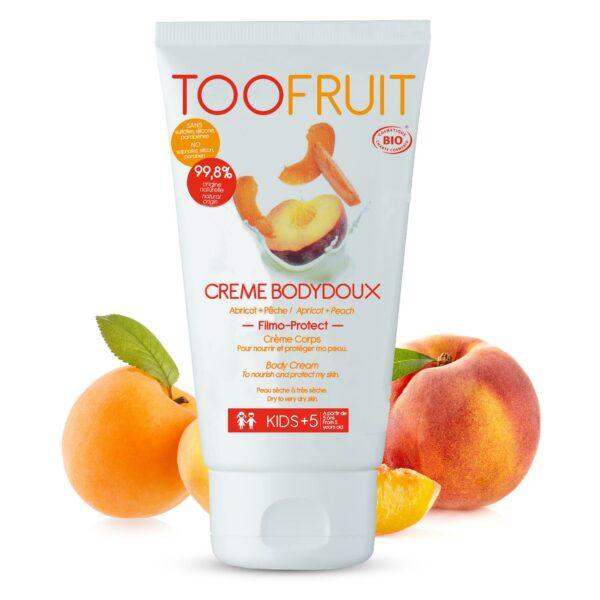 Crème Body Doux, Crème Nutritive Corps Bio - 150ml Bio Toofruit