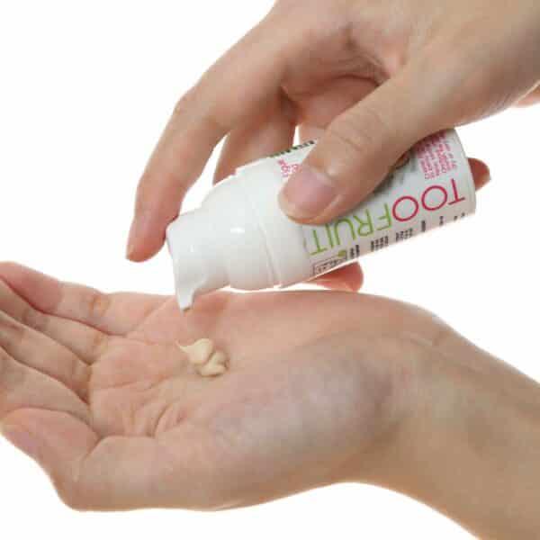 Crème gourmande, Crème Nutritive Visage Bio - 30ml Bio Toofruit