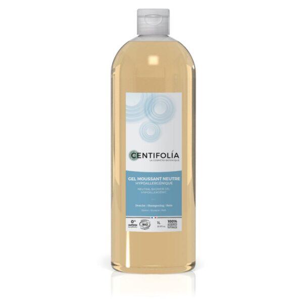 Gel Moussant Neutre - 1L Bio - Centifolia