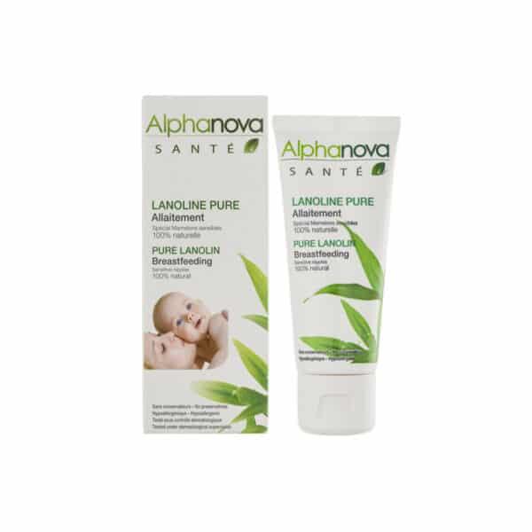 Lanoline Pure 100% Naturelle Bio - Alphanova