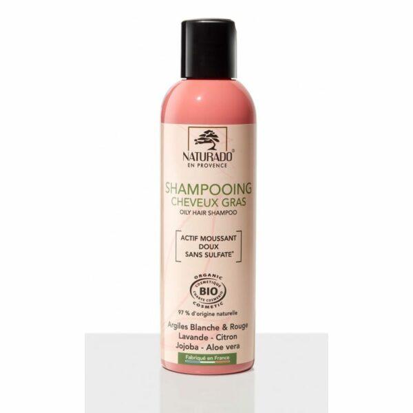 Shampooing Cheveux Gras - Naturado