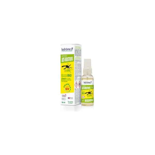 Spray Anti-Moustiques Bio Bio - Ladrome