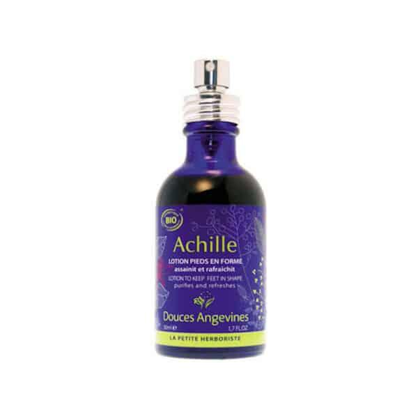 Lotion Pieds en Forme - Achille Bio - Douces Angevines