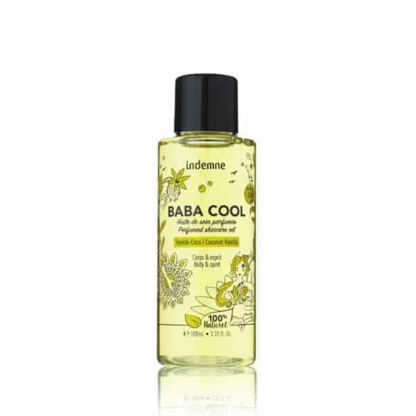 Baba Cool Vanille Coco - Huile De Soin Parfumée Bio Indemne