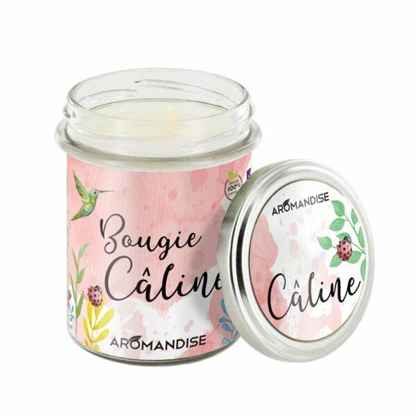 Bougie Câline Bio Aromandise