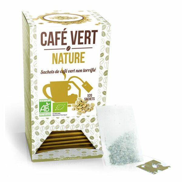 Café Vert Nature Bio Aromandise