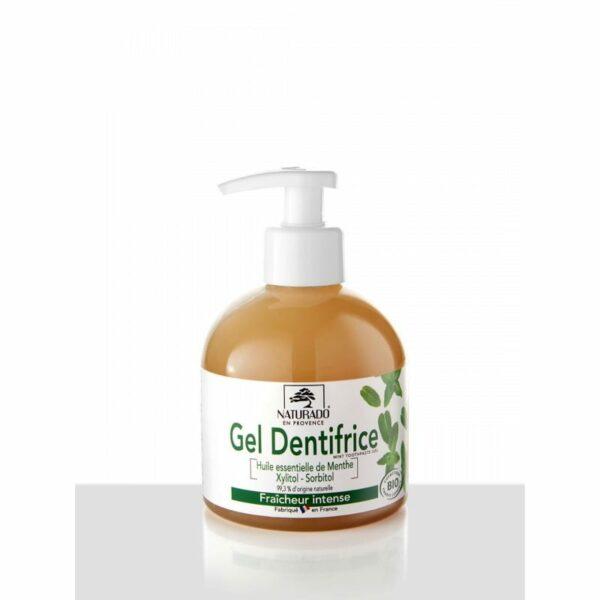 Gel Dentifrice Fraîcheur Menthe - Naturado
