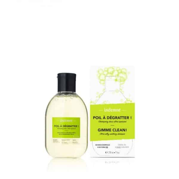 Poil À Dégratter ! Shampooing Doux Utra Apaisant Bio Indemne
