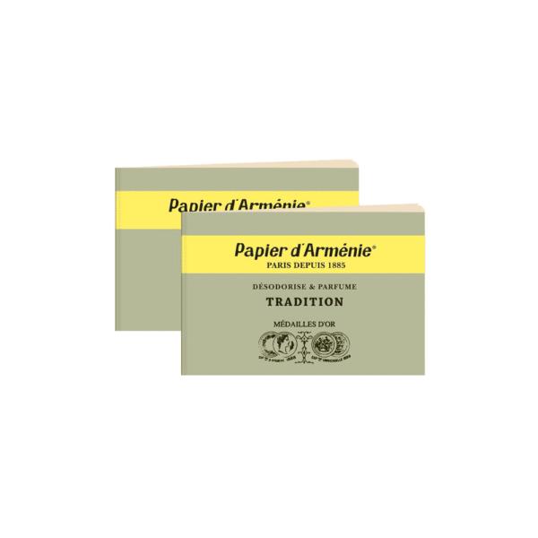 Carnet de Papier d'Arménie Tradition