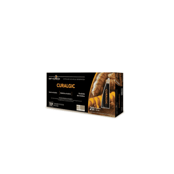 AMPOULES CURALGIC BIO x20 - Diet Horizon