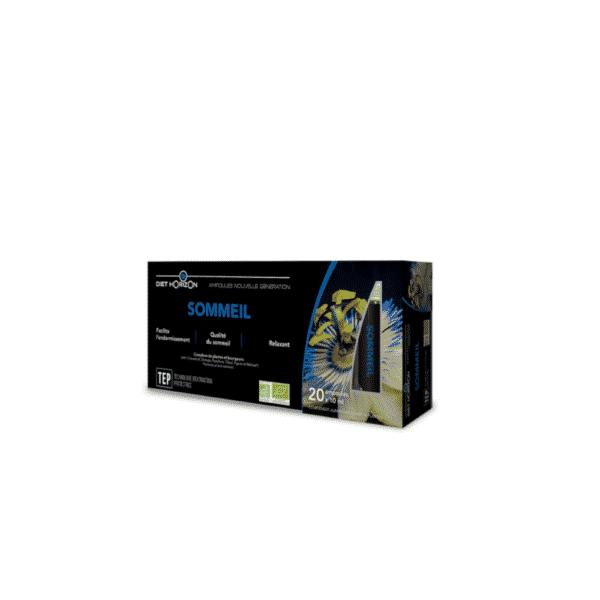 AMPOULES SOMMEIL BIO x20 - Diet Horizon