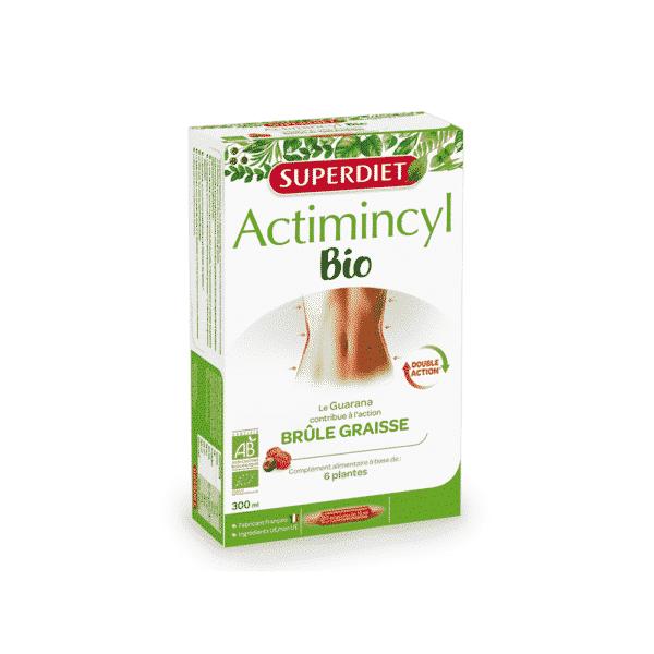 Actimincyl BIO ampoules - SuperDiet
