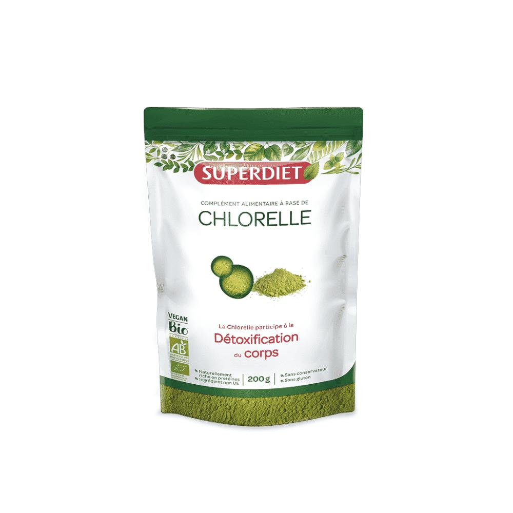 Chlorelle BIO - SuperDiet