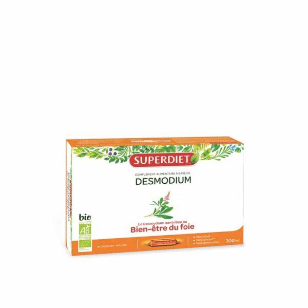 desmodium bio foie superdiet