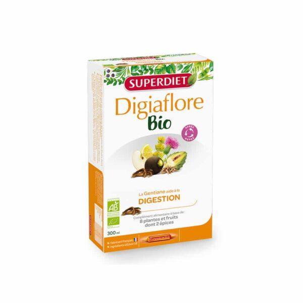 Digiaflore Bio ampoules - SuperDiet